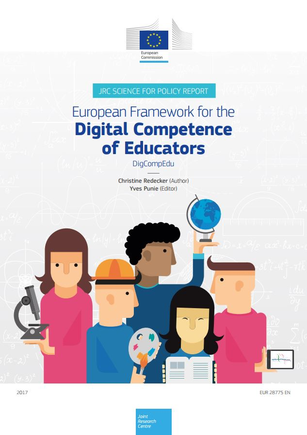 European Framework for the digital Competences of Educators DigCompEdu